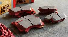 Genuine Toyota Trd, Brake Pads PTR09-34002-11