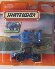 Matchbox Real Working Rigs MEGA TRACTOR    blue  R0646