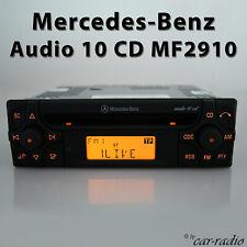 Original Mercedes CD Autoradio W210 W208 W163 W123 W116 W113 Alpine Becker Radio