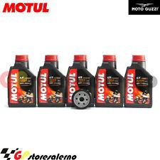 KIT OLIO + FILTRO  MOTUL 7100 15W50 MOTO GUZZI 1400 CALIFORNIA TOURING ABS 2012