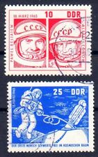 DDR 1098-1099 , gestempelt / o / Raumfahrt