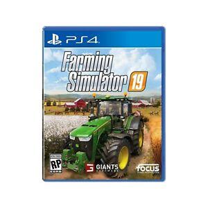 Farming Simulator 19 - PS4 Game - Playstation 4