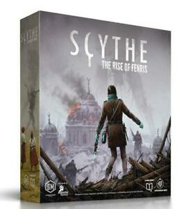 Stonemaier Boardgame Scythe - The Rise of Fenris EX