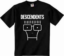 "Descendents Camiseta"" Milo ""Hombre & American Resistente Punk Rock CH hasta 3XL"