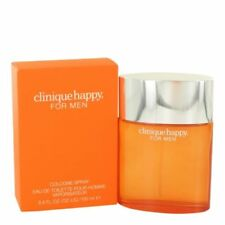 Clinique Happy for Men by Clinique 3.4 oz EDT Spray Cologne NIB SEALED