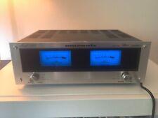 More details for marantz 140 stereo power amplifier