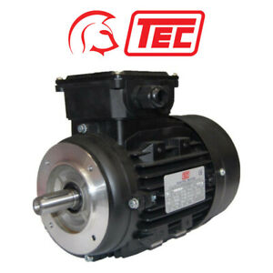 230/400V 3 Phase Electric Motor 0.37kW - 3kW Foot, Flange or Face Mount TEC 50Hz