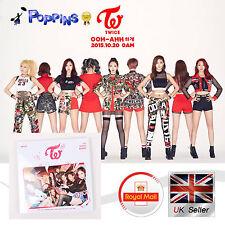 NEW TWICE The Story Begins 1st Mini Album K-pop Audio CD