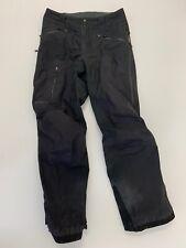 Patagonia Powder Bowl Men's Pants Gore-Tex Ski & Snowboard Size S Black
