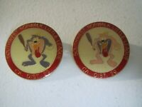 California District 29 Tasmanian Devil Little League Pin Set