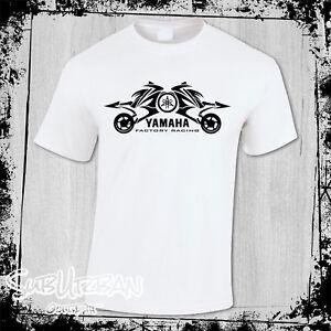 Yamaha Motorbike Men's T-Shirt Tribal Motorcycling Motorbike Motorhead Bike TT