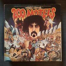 Lp Frank Zappa - 200 Motels - Liberty Italy