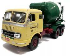 Classic Trucks From Brazil - Mercedes-Bensz LP 1520 Cement Mixer