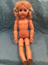 Antique #0004 Sh Flity Eye Doll