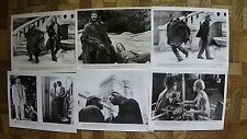THE FISHER KING ~ Robin William Jeff Bridges 14 Press photos 1991 movie Ruehl
