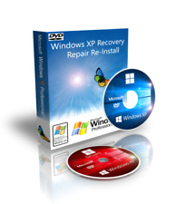 HP Compaq Windows XP MCE Recovery Boot Disk + Drivers + ISO Download 32 Bit SP3