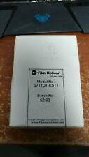 Fiber Options S711Dt-Est1 Universal Data Transmission System ~!~ Brand New ~!~