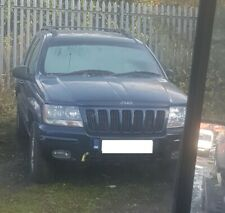 Blue Jeep Grand Cherokee Limited 4.0 188 Bhp Automatic Wheel Nut x 1 *Breaking*