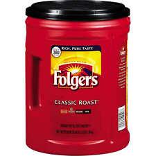Folgers Coffee Classic Roast, 3 lbs.
