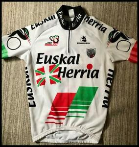 EUSKAL HERRIA cycling jersey Basque Country vintage