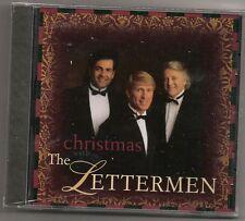 """THE LETTERMEN, CD """"CHRISTMAN WITH THE LETTERMEN"""" NEW SEALED"""