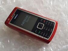 Nokia N72  (Unlocked) Mobile Phone - Red