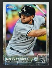 2015 Topps Chrome Refractors #127 Melky Cabrera - NM-MT