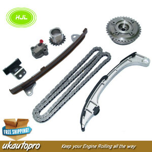 Timing Chain Kit For TOYOTA CAMRY 2AR-FE 2.5L Lexus E300h+Exhaust VVT Gear