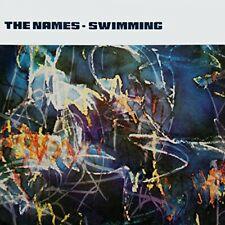 THE NAMES - SWIMMING CLEAR VINYL / BONUSTRACKS 2 VINYL LP NEW+