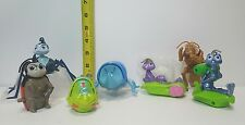 Disney's Pixar A Bugs Life McDonald Happy Meal lot of 7 Pixar toys Disney toys