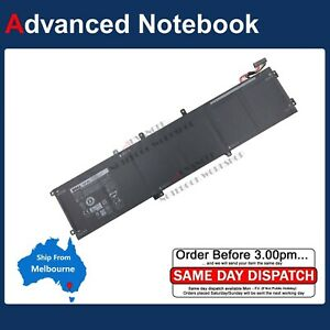 Genuine Dell XPS 15 9560 9570    97Wh Battery 6GTPY