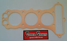 "YAMAHA  XS 850 TRIPLE COPPER HEAD GASKET 69MM X .042"" THICK"