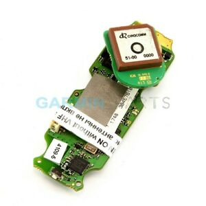 Used PCB Mainboard for collar Garmin DC 40 S-Norway/Sweden with GPS Antenna