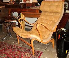 Fotel PERNILLA - Bruno Mathsson ( 1907 - 1944 ) - Szwecja