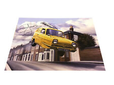 Only Fools and Horses Signed by David Jason The Trotter Van Poster A3