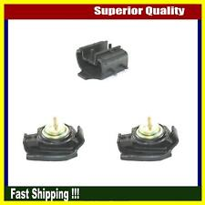 Brand New DEA Engine Mount Set 3pcs For 1991-1992 1997-1998 Nissan 240SX LE