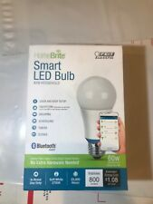 Feit Electric 60W A19 HomeBrite Smart LED Bulb - 800 Lumens *NEW*