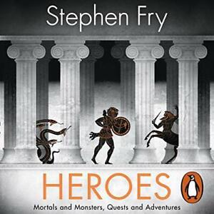 Heroes Da Fry, Stephen, Nuovo Libro ,Gratuito & , (Audio CD)