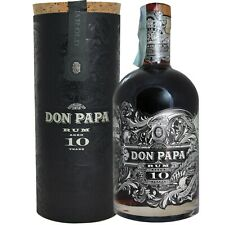 RUM DON PAPA RHUM 10 ANNI LIMITED EDITION RON - TAPPO IN SUGHERO