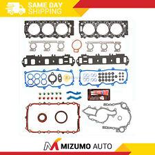 Full Gasket Set Fit 02-08 3.0L Ford Ranger Mazda B3000 V6 182Cid Vin U