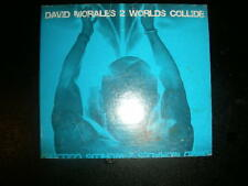 """House CD David Morales """"2 Worlds Collide"""" Ultra Records"""