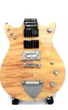 Malcolm Young AC/DC Tribute Miniature Guitar (UK SELLER)