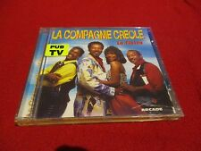 "CD NEUF ""LA FIESTA"" La Compagnie Creole"