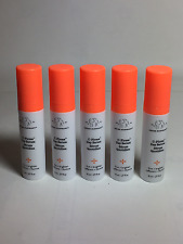 Lot 5_ DRUNK ELEPHANT C-Firma Day Serum 8ml .27 oz Mini Deluxe Travel Size - NEW