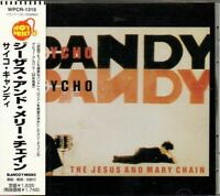 The Jesus And Mary Chain Psychocandy JAPAN CD with OBI WPCR-1315