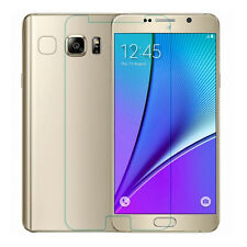 Tempered Glass Screen Protector Film 9H For Samsung Galaxy Note 5 Self Cleaning