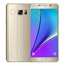 Vidrio Templado Film Protector De Pantalla 9h Para Samsung Galaxy Note 5 Auto Limpieza