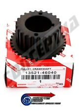 Genuine Toyota Crankshaft Timing Pulley 13521-46040 Supra Mk4 JZA80 2JZ-GTE VVTi
