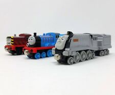Thomas And Friends Diecast Edward Spencer Salty Magnetic Train Lot