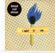 (DJ700) Blood Red Shoes, Light It Up - 2010 DJ CD
